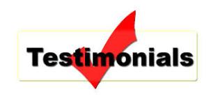 testimonials check