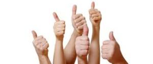 testimonials thumbs